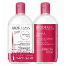 Bioderma Sensibio H2O Micellafesztivál 2x250 ml