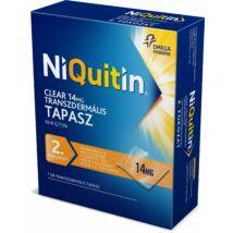Niquitin Clear 14mg transzdermális tapasz 7x