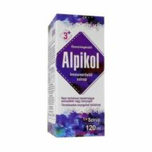 Alpikol szirup immunerősítő 120ml