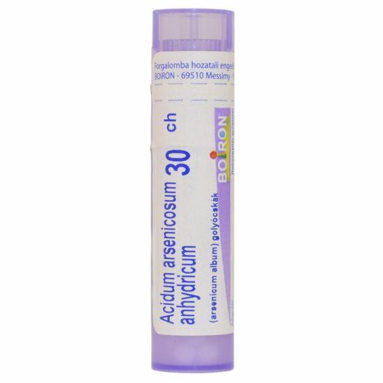 Acidum Arsenicum Anhydricum golyócskák 30CH 4g