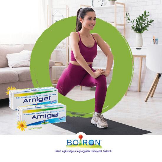 Arnigel SPORT csomag ajándék saját testsúlyos otthoni edzéstervvel