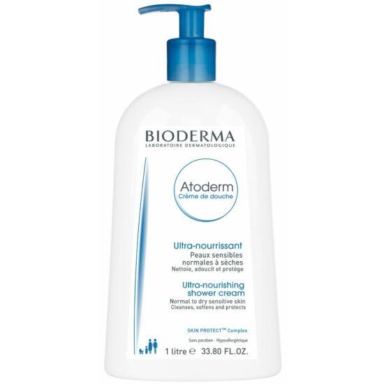 Bioderma Atoderm Krémtusfürdő 1l