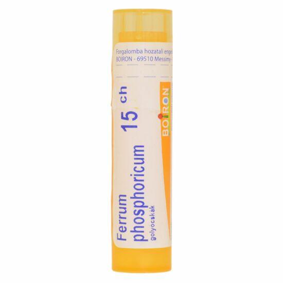Ferrum Phosphoricum golyócskák 15CH 4g