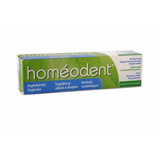 Homeodent fogfehérítő fogkrém 75 ml