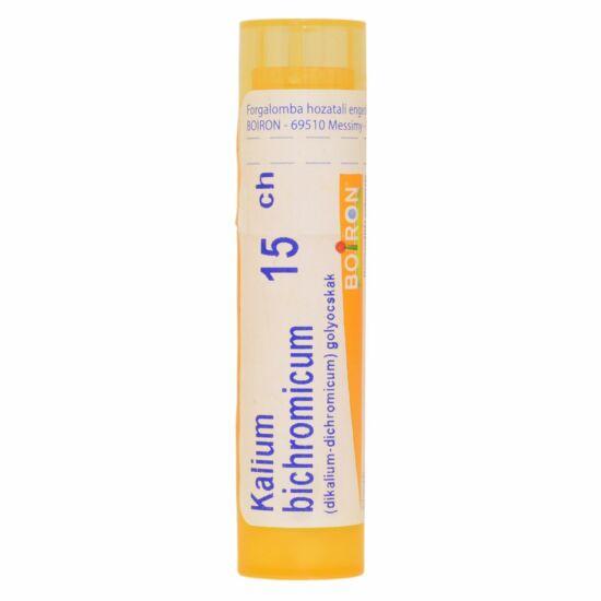 Kalium Bichromicum golyócskák 15CH 4g