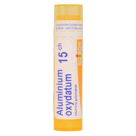 Aluminium Oxydatum Golyócskák 15CH 4g