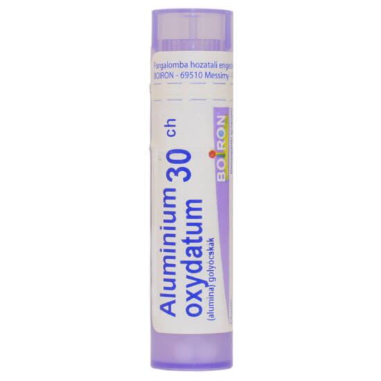 Aluminium Oxydatum Golyócskák 30CH 4g