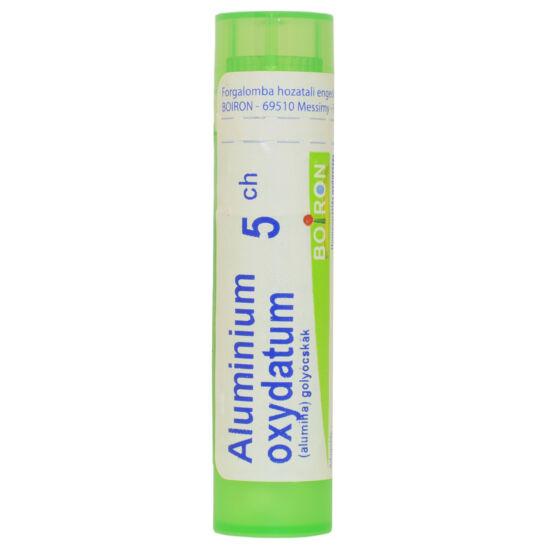 Aluminium Oxydatum Golyócskák 5CH 4g