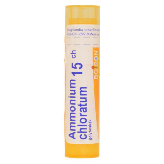Ammonium Chloratum Golyócskák 15CH 4g