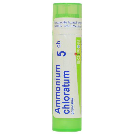 Ammonium Chloratum Golyócskák 5CH 4g