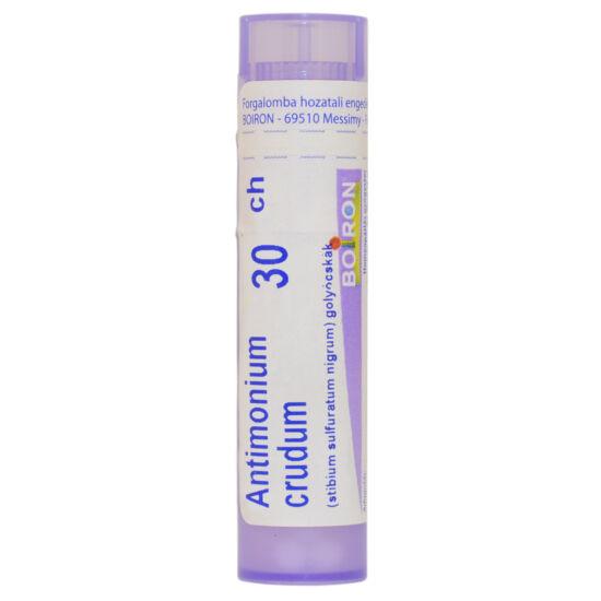 Antimonium Crudum Golyócskák 30CH 4g