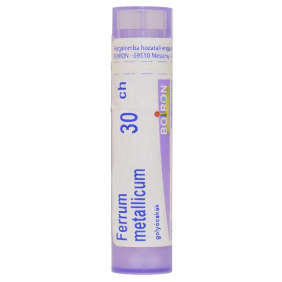 Ferrum Metallicum Golyócskák 30CH 4g