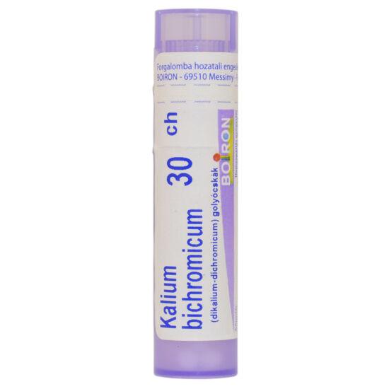 Kalium Bichromicum Golyócskák 30CH 4g
