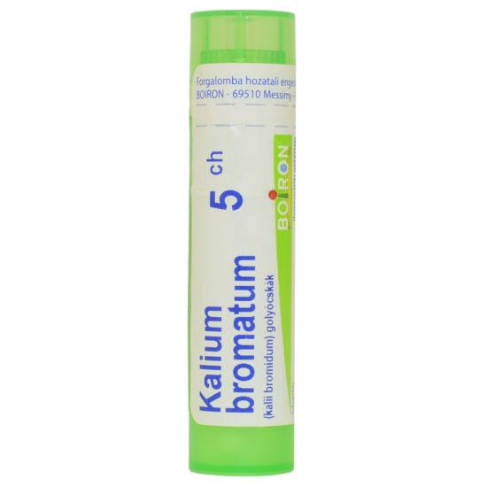 Kalium Bromatum Golyócskák 5CH 4g