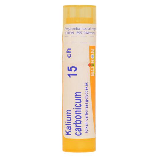 Kalium Carbonicum Golyócskák 15CH 4g