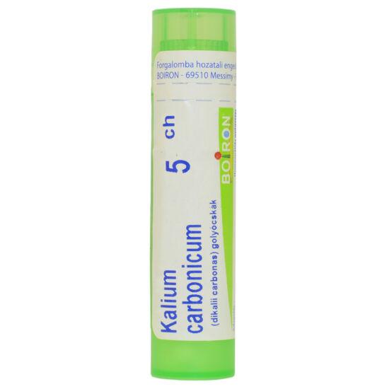 Kalium Carbonicum Golyócskák 5CH 4g