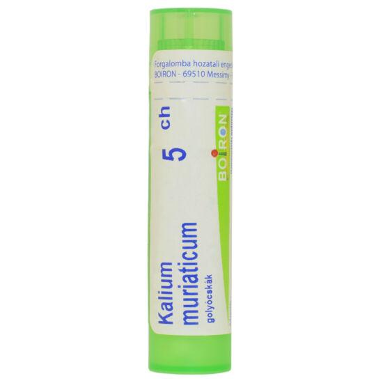 Kalium Muriaticum Golyócskák 5CH 4g