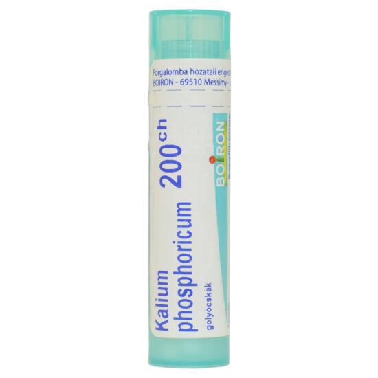 Kalium Phosphoricum Golyócskák 200CH 4g