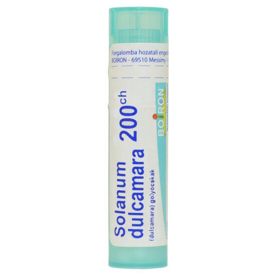 Solanum Dulcamara Golyócskák 200CH 4g