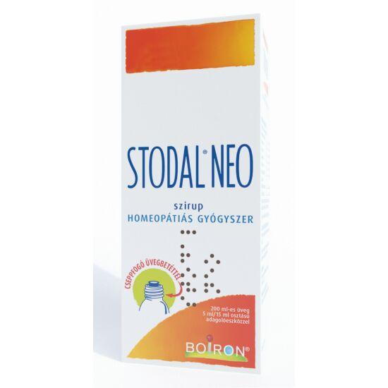 Stodal Neo szirup 200ml