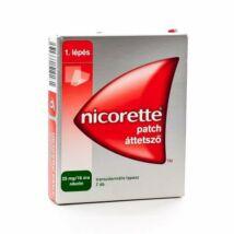 Nicorette Patch 25mg/16h transzdermális tapasz 7x