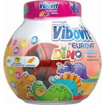 Vibovit by Eurovit Dino Gumivitamin (Vitaminokat és ásványi anyagokat tartalmazó étrend-kiegészítő)