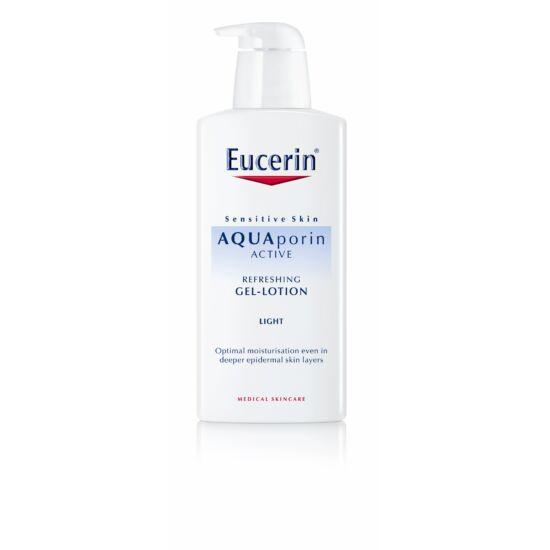 Eucerin AQUAporin ACTIVE Frissítő testápoló 400 ml