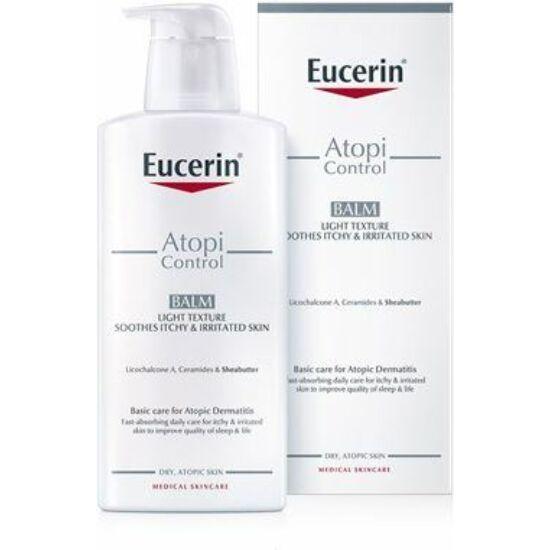 Eucerin AtopiControl balzsam 400 ml