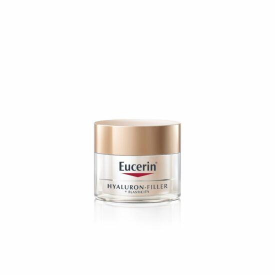 Eucerin Hyaluron-Filler + Elasticity Bőrtömörséget regeneráló nappali krém FF15 50 ml