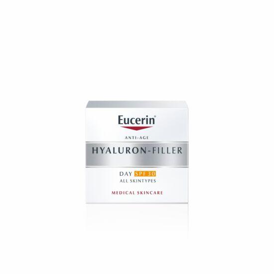 Eucerin Hyaluron-Filler Ráncfeltöltő nappali arckrém SPF 30 50 ml