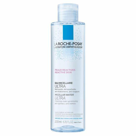 La Roche-Posay Micellás lemosó túlérzékeny bőrre 200 ml