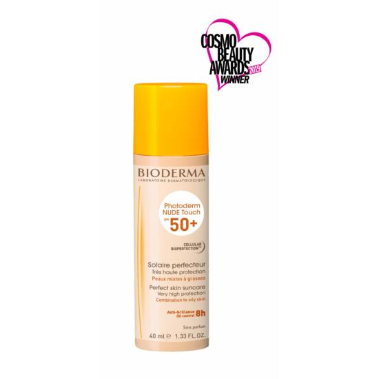 Bioderma Photoderm Nude Touch natural SPF50+ 40 ml