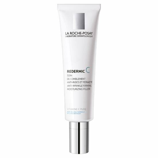 La Roche-Posay Redermic C Ránctalanító-hidratáló arckrém C-vitaminnal normál bőrre 40 ml
