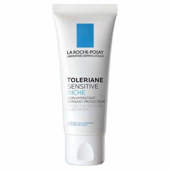 La Roche-Posay Tolériane Sensitive Megújulás Riche nyugtató-védő krém száraz bőrre 40 ml