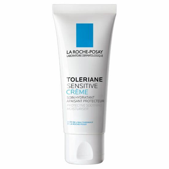 La Roche-Posay Tolériane Sensitive Megújulás nyugtató-védő bőrápoló normál bőrre 40 ml