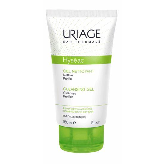 Uriage Hyséac Habzó Tisztitó Gél Zsíros Bőrre 150 ml