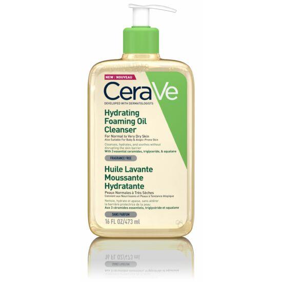 CeraVe hidratáló tisztító olaj 473ml