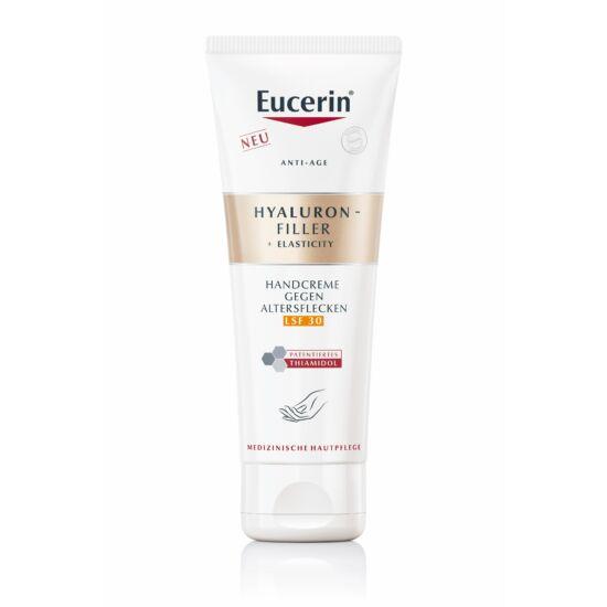 Eucerin Hyaluron-filler+ elasticity SPF30 kézkrém 75ml