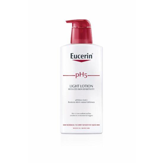 Eucerin pH5 testápoló light 400ml