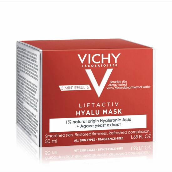 Vichy Liftactiv Hyalu Mask öregedésgátló maszk 50ml
