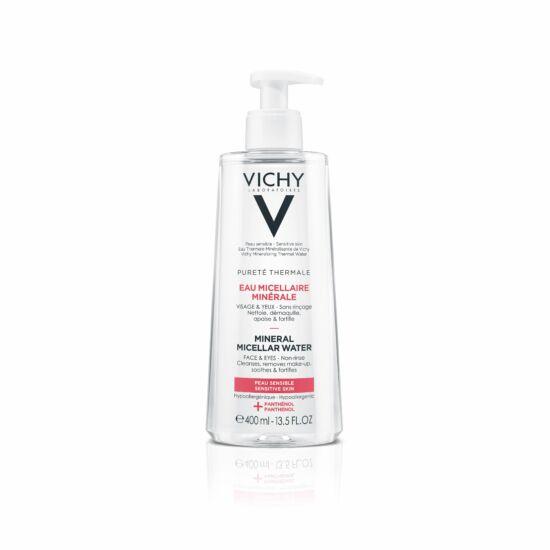 Vichy Purete Thermale Micellás Víz érzékeny bőrre 400ml